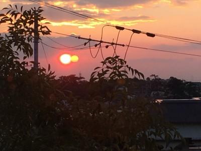 太陽が2個